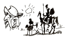 SKETCH_DonQuijote